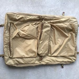 8d9cfd964af4 Eddie Bauer Bags - Eddie Bauer Ford Canvas Folding Garment Bag